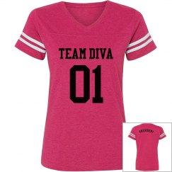 Flip Diva's Jersey