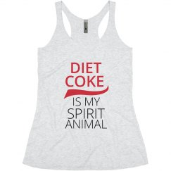 Spirit Animal Diet Coke