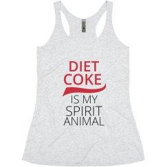 Spirit Animal Diet Coke