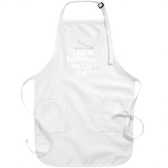 99 Bobby Pins Salon Apron