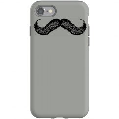 Mustache iPhone Case