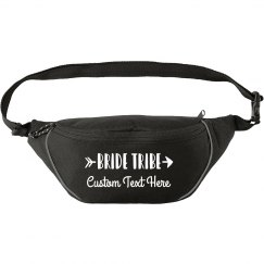 Custom Bride Tribe Fanny Pack