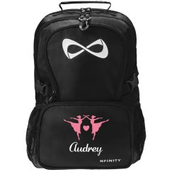 Audrey. Dance bag