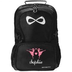 Sophie. Dance bag