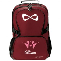 Allison. Dance bag