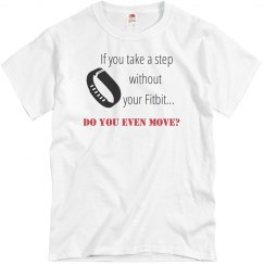 Fitbit - do you even move
