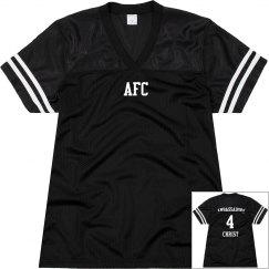 AFC 4 BLK JERSEY
