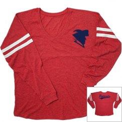 East view patriots long sleeve shirt 2.