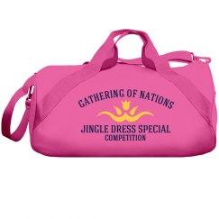 Jingle Dress Gear Bag