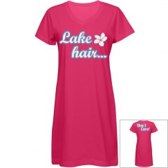 Lake hair dont care swim cover