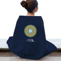 Mandala Volleyball Blanket