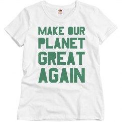 Simple Make Earth Great Again