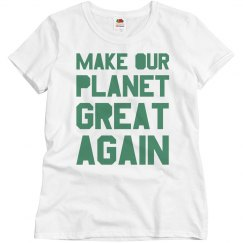 Simple Make Earth Great Again