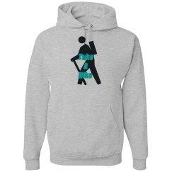 Hike - Unisex Nublend Hoodie Sweatshirt