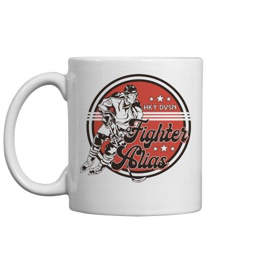 F/A Hockey Mug