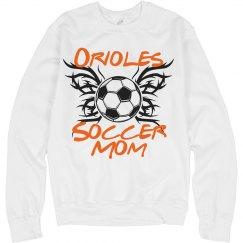 Orioles Soccer mom
