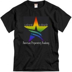 Loveloud shirt 1