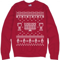 Joyous Kwanzaa Ugly Sweater