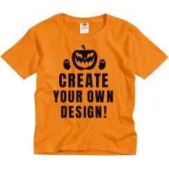 Create Your Own Custom Halloween Design