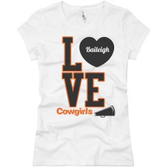 Love Cowgirls