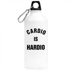 Doing Cardio Is Hardio