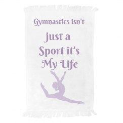 Gymnastics Towel