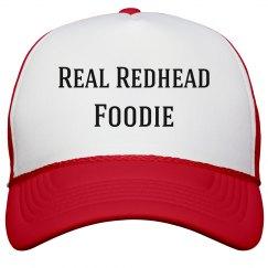 Real Redhead Foodie Trucker Hat