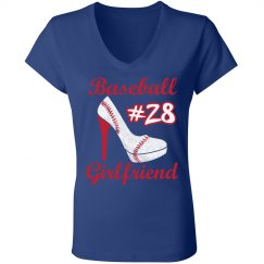 Baseball Girlfriend Heel