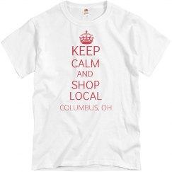 Keep Calm & Shop Local