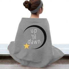 Up 'til Dawn Blanket