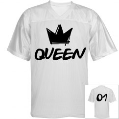 Matching King & Queen Jersey 2