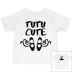 Toddler Girl's T-Shirt