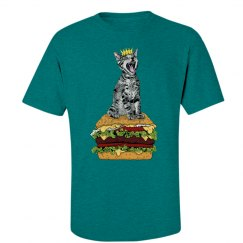 Cat Burger Men Color