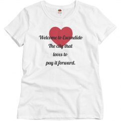 Pay it forward T shirt