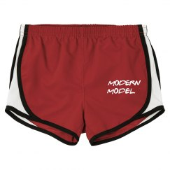 Modern Model Slim Fit Running Shorts