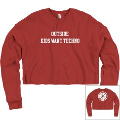KIDS WANT TECHNO 1