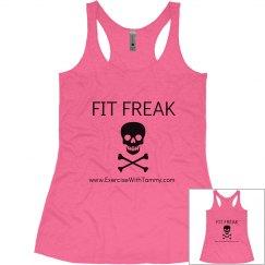 Fit Freak Pink