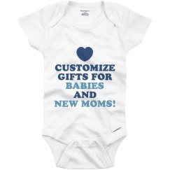 Create Gifts for New Moms