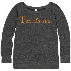Tennis.see Tennis Scoop Neck