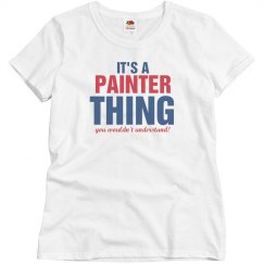 It's a Painter thing