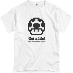 Get a life! Men's T
