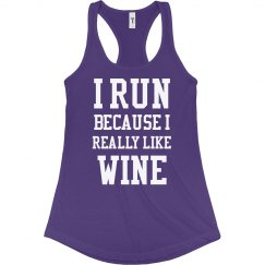 I Run for Wine Runners