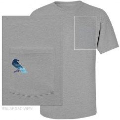 Little Corvus with Pocket
