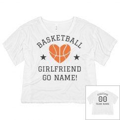 She's A Proud Basketball Girlfriend