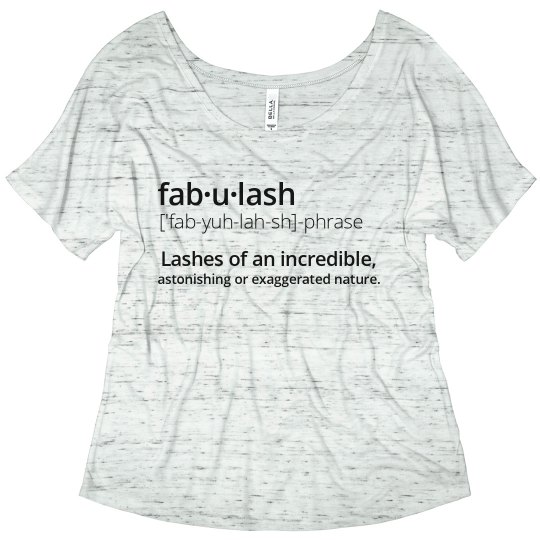 Fabulash Definition