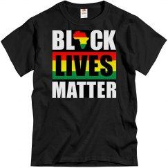BLM T Shirt