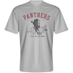 Panthers performance tee