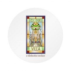 Villa Logo Button