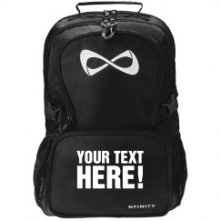 Custom Nfinity Backpack