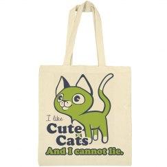 I Like Cute Cats